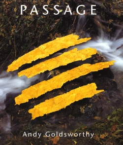 Cover of Passage by Andy Goldsworthy