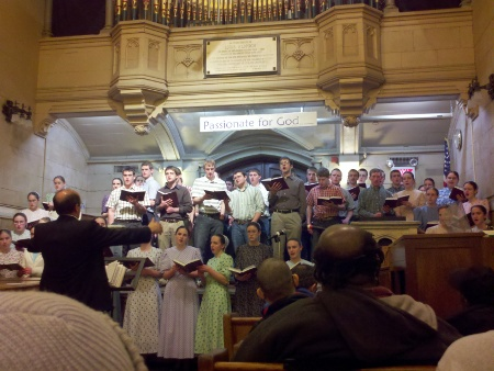Photo of Weaverland Choir by CharlieK