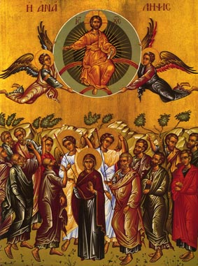 [Icon of the Ascension]