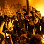 The complicity of nonviolence with white supremacy amidst the fires in Minneapolis